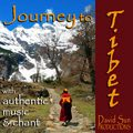 Relaxing Music: 'Journey to Tibet' - Album Cover Image