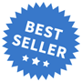 'Best Seller' Seal Icon
